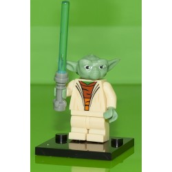 Postavička Mr. Yoda - LEGO Star Wars