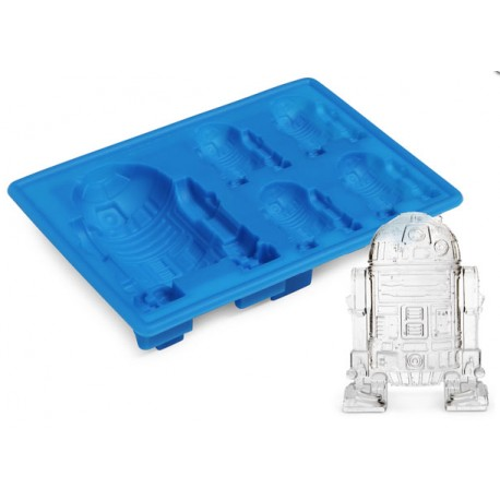 Forma R2-D2 (čokoláda, led)
