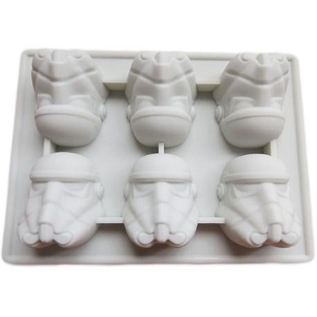 Forma Stormtrooper (čokoláda, led)